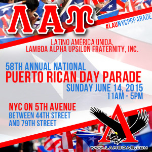 PR Day Parade 2015
