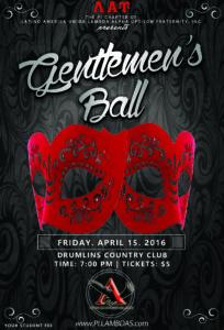 Gentlemens Ball